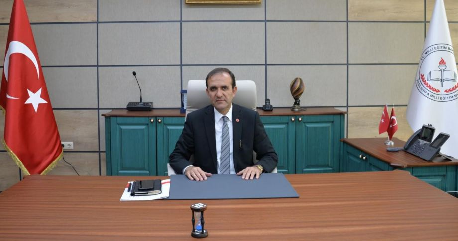 Şanlıurfa Yeni Milli Eğitim Müdürü Görevine Başladı
