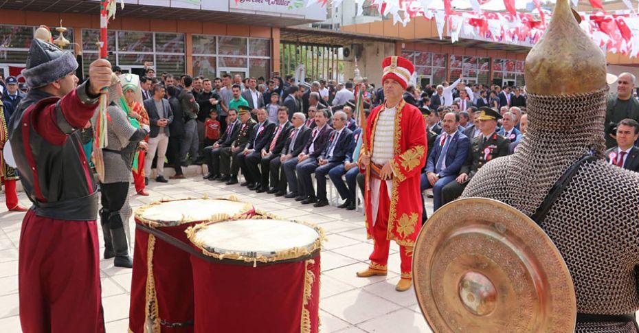 Şanlıurfa'da 11 Nisan etkinlikleri başladı