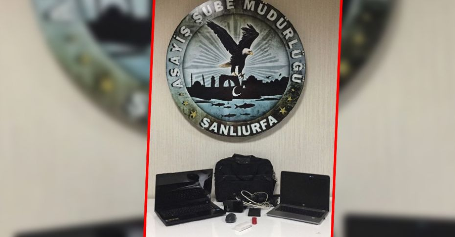 Şanlıurfa'da 13 hırsızlık olayının zanlıları yakalandı