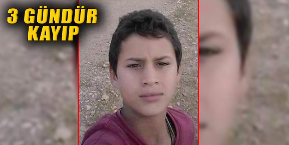 Şanlıurfa'da 15 Yaşındaki çocuktan haber alınamıyor