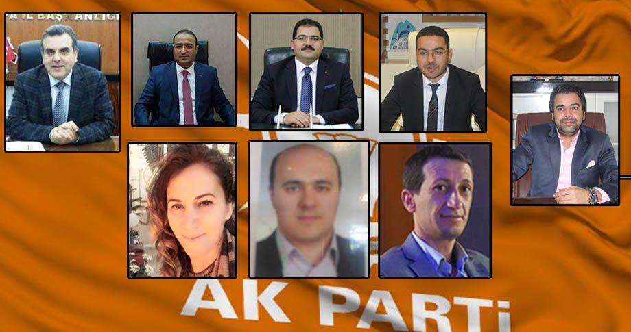 Şanlıurfa'da 4 yeni ilçe başkanı belli oldu
