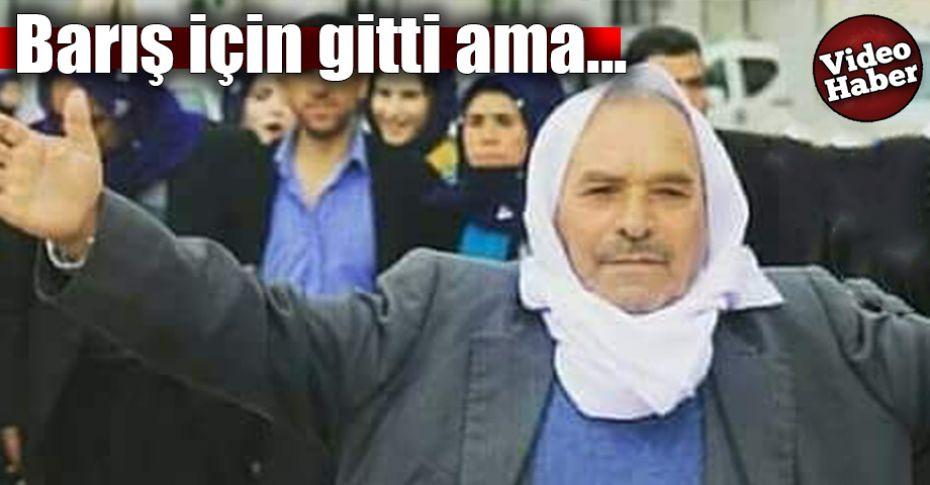 Şanlıurfa'da 65 yaşındaki şahıs silahla öldürüldü!