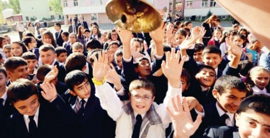 Şanlıurfa'da 692 bin öğrenci ders başı yaptı