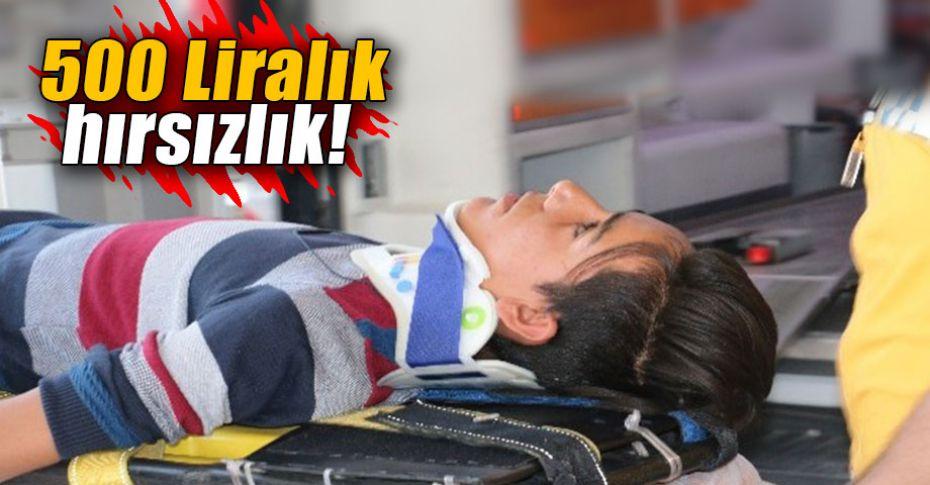 Şanlıurfa'da 6 kişinin yaralandığı kazada ilginç olay!