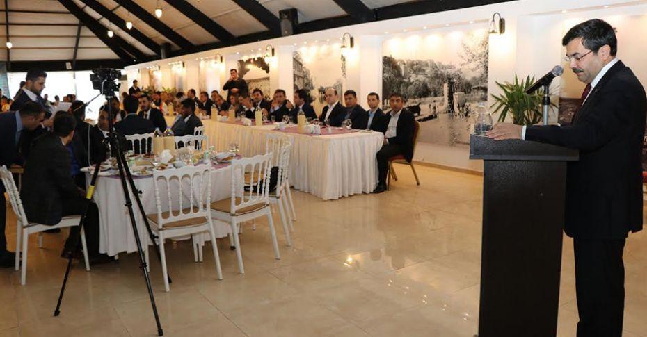 Şanlıurfa'da AK Parti İstişare Toplantısı yapıldı