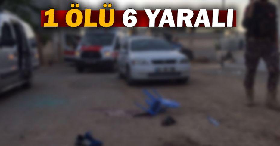 Şanlıurfa'da arazi kavgasında kan aktı!