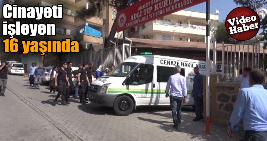 Şanlıurfa'da 'çocuk kavgası' ölümle sonuçlandı!