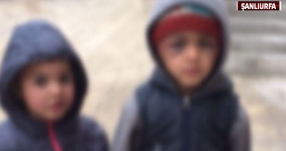 Şanlıurfa'da Çocuklar Zorla Mı Dilendiriliyor?(Videolu)