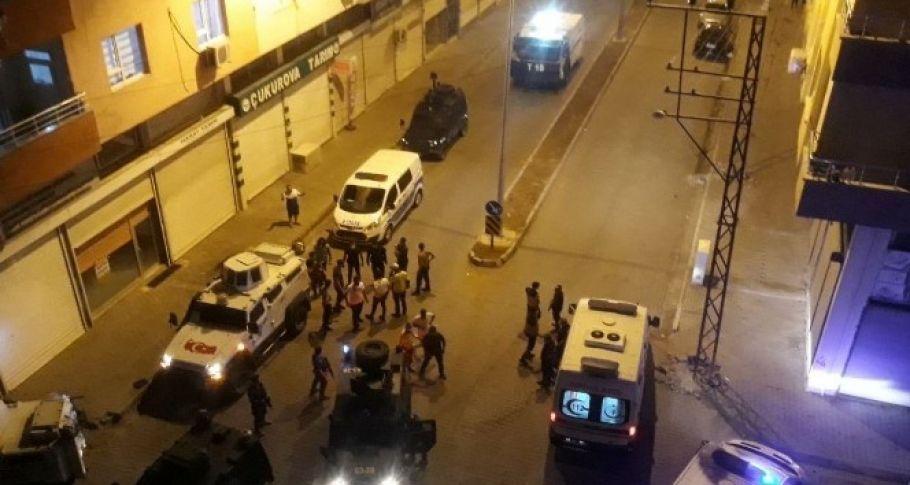 Şanlıurfa'da Çocukların kavgası mahalle kavgasına dönüştü