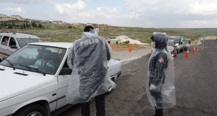 Şanlıurfa'da Covid-19 tedbirlerine uymayanlara 20 milyon 713 bin 389 lira para cezası
