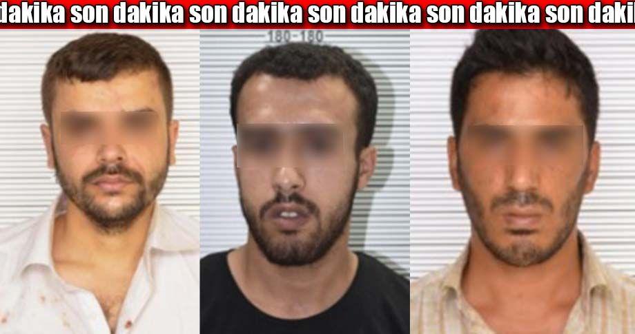 Şanlıurfa'da DEAŞ'ın infaz timi yakalandı!