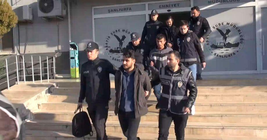 Şanlıurfa'da Dev Operasyon :65 Gözaltı
