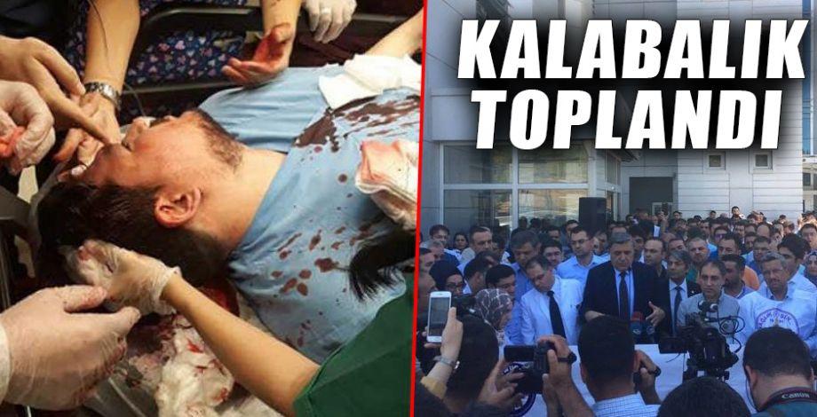 Şanlıurfa'da doktora yapılan saldırı kınandı!