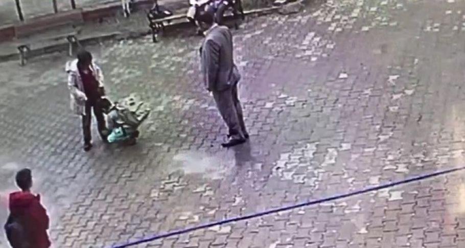 Şanlıurfa'da Duygulandıran Görüntü