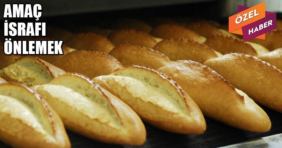 Şanlıurfa'da ekmeğin gramajı düşüyor
