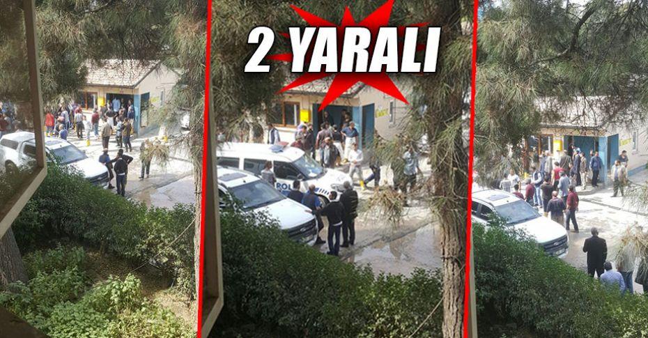 Şanlıurfa'da et kesim fabrikasında silahlı kavga!