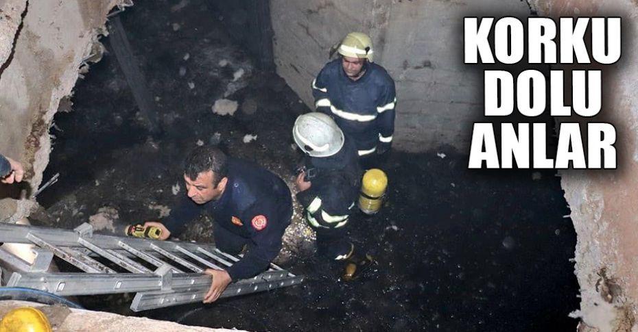 Şanlıurfa'da fabrika yangını!