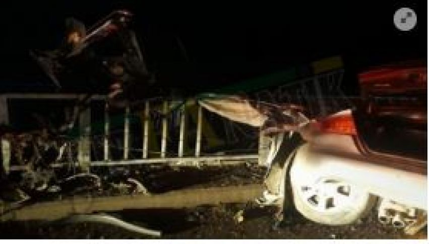 Şanlıurfa'da feci kaza: 1 ölü 1 yaralı