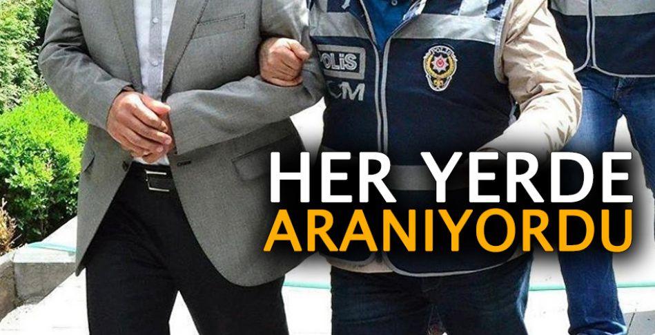 Şanlıurfa'da FETÖ'den aranan eski polis memuru yakalandı!