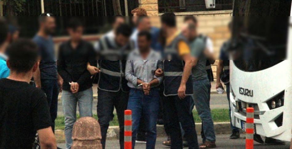 Şanlıurfa'da gözaltına alınanlardan 4'ü tutuklandı