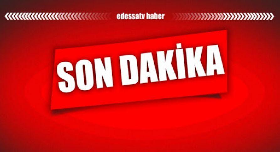 Şanlıurfa'da HDP'li isimlerin bulunduğu araç takla attı!