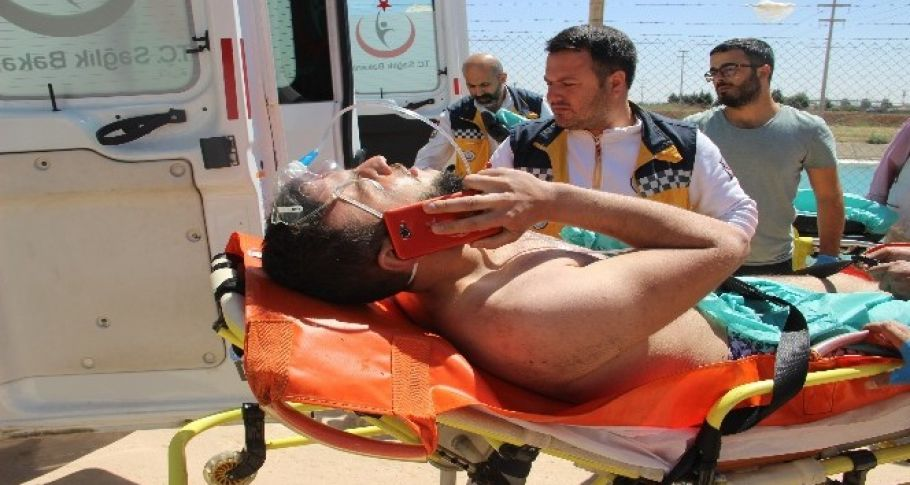 Şanlıurfa'da iki kuzen akıntıya kapıldı! biri kurtarılamadı