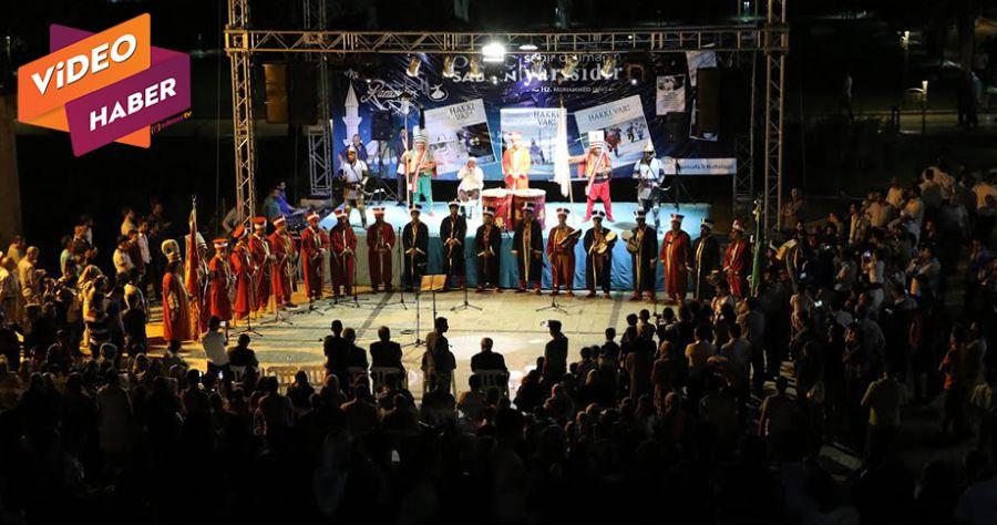 Şanlıurfa'da İstanbul'un Fethi kutlandı