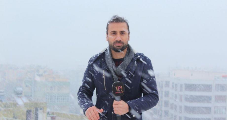 Şanlıurfa'da kar yağışı