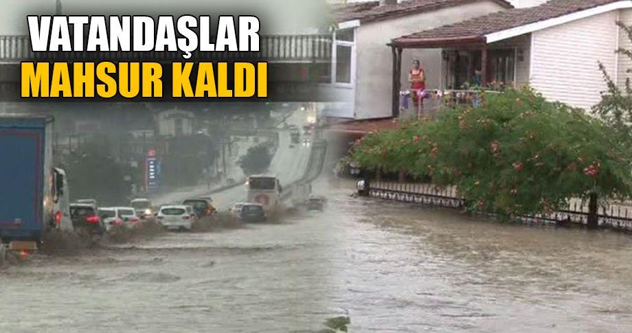 Şanlıurfa'da kavurucu sıcaklar, İstanbul'da sel!