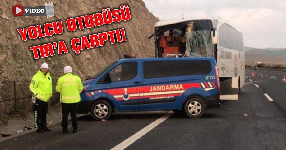 Şanlıurfa'da korkunç kaza! Ölü ve yaralılar var (VİDEO HABER)