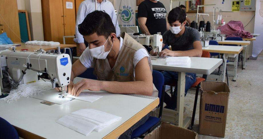 Şanlıurfa'da Koronavirüs Tedbirleri Ağırlaştırıldı