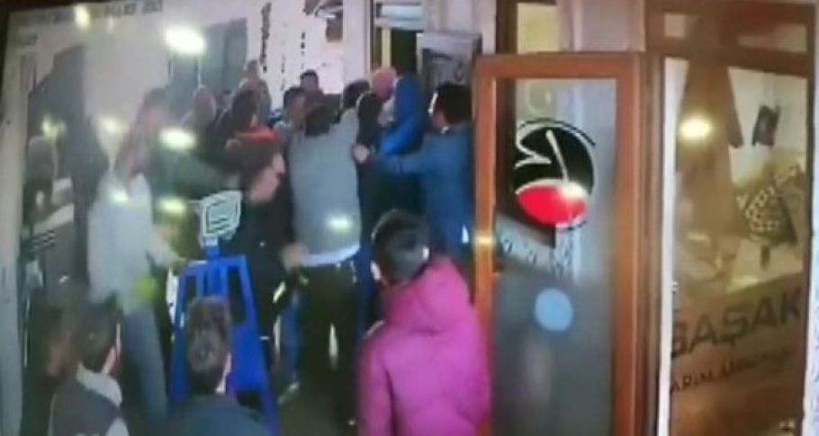 Şanlıurfa'da Marul Kavgası:1 Yaralı,1 Gözaltı