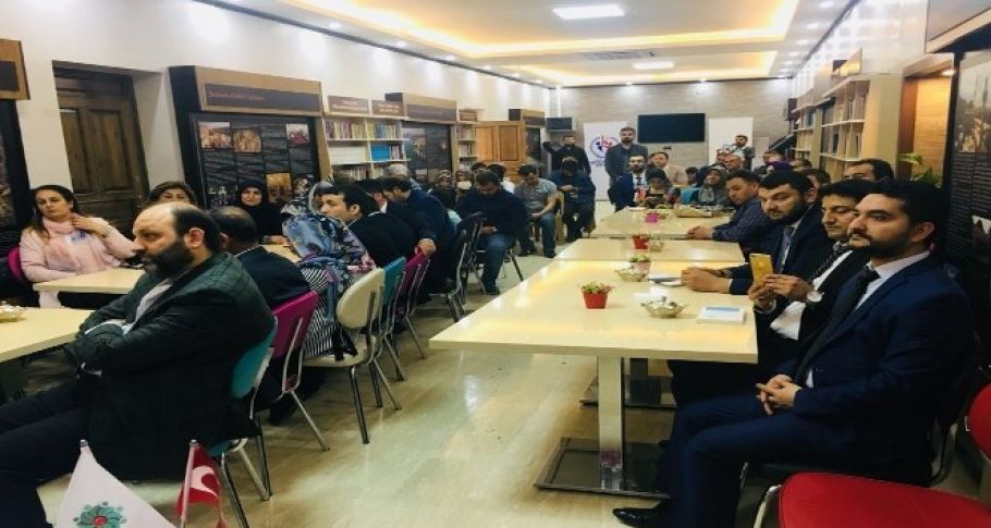 Şanlıurfa'da 'Medeniyet kardeşliği' programı düzenlendi