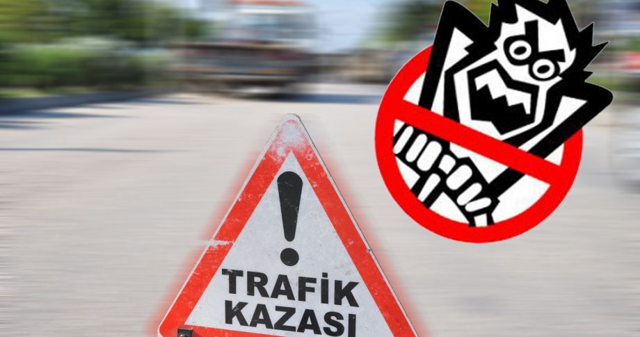 Şanlıurfa'da motosiklet kazası: 1 ölü, 1 yaralı