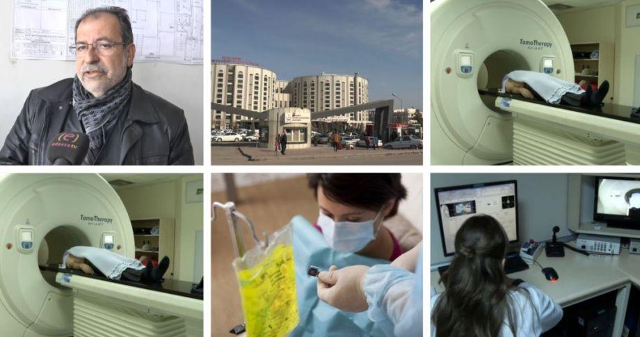 Şanlıurfa'da Onkoloji doktoru sayısı '1'