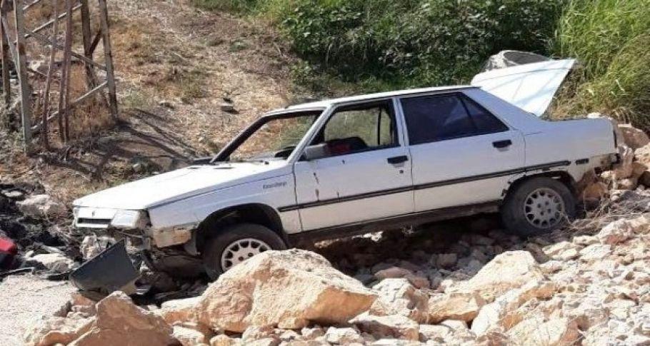 Şanlıurfa'da otomobil şarampole yuvarlandı: 5 yaralı
