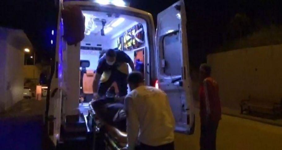 Şanlıurfa'da Otomobil sulama kanalına devrildi: 2 yaralı