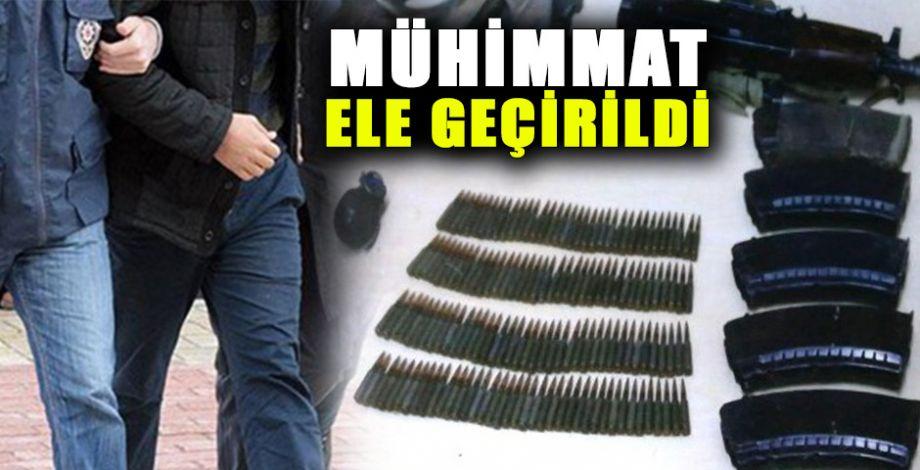 Şanlıurfa'da PKK operasyonu! 2 Tutuklama