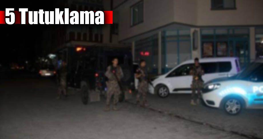 Şanlıurfa'da PKK/KCK operasyonu