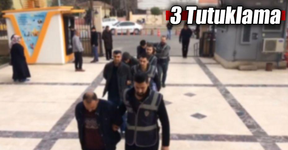 Şanlıurfa'da polis kılığına giren dolandırıcılar yakalandı!