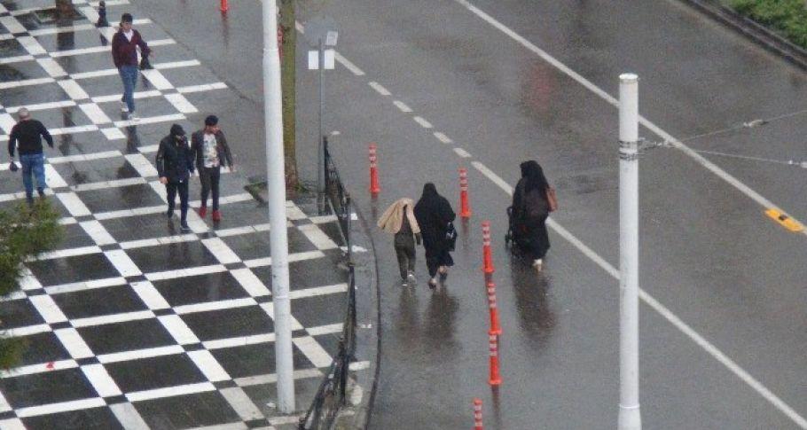 Şanlıurfa'da şiddetli sağanak yağış etkili oldu