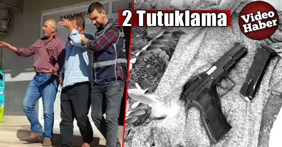 Şanlıurfa'da silah ve telefon hırsızlarına operasyon