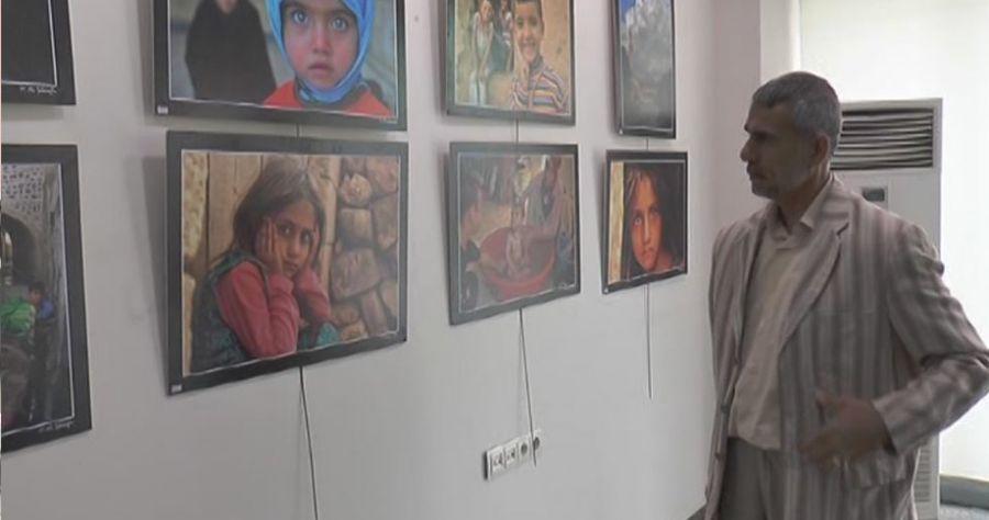 Şanlıurfa'da 'Suret-i İnsan' sergisi açıldı