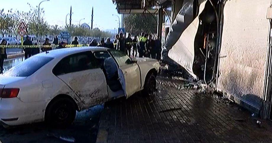 Şanlıurfa'da talihsiz kaza: Küçük Gizemnur hayatını kaybetti