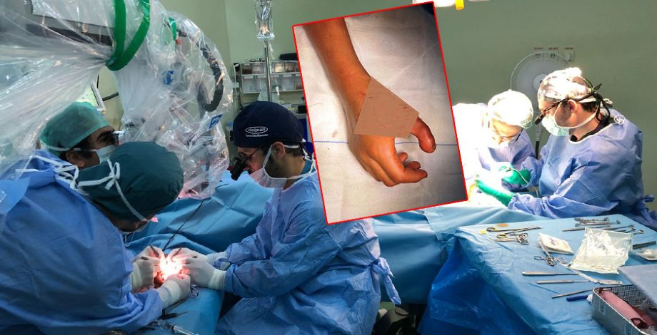Şanlıurfa'da Tıp alanında bir ilk daha gerçekleşti