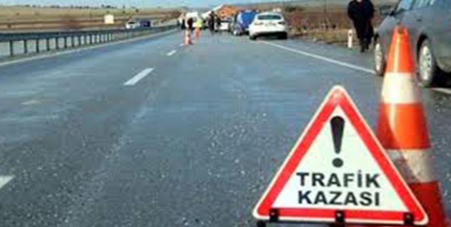 Şanlıurfa'da trafik kazası! 2 yaralı