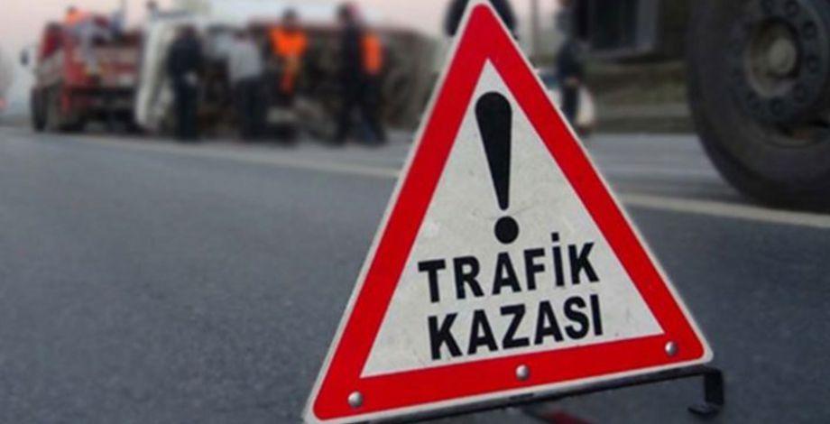 Şanlıurfa'da trafik kazası! 3 yaralı