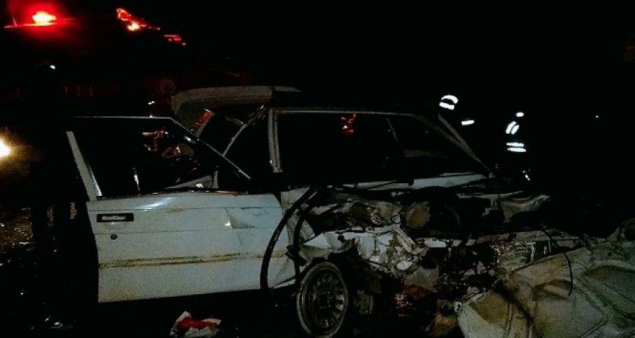 Şanlıurfa'da trafik kazası: 3'ü ağır 4 yaralı