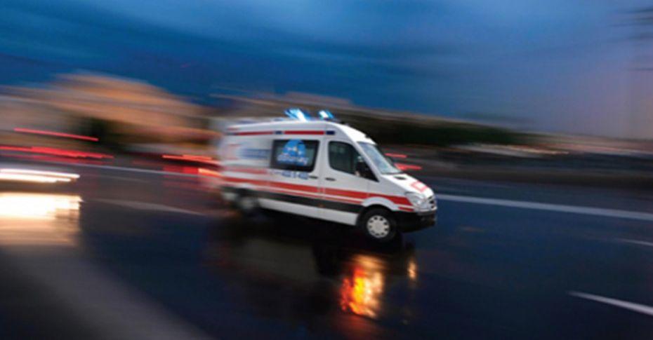 Şanlıurfa'da trafik kazası! 5 yaralı