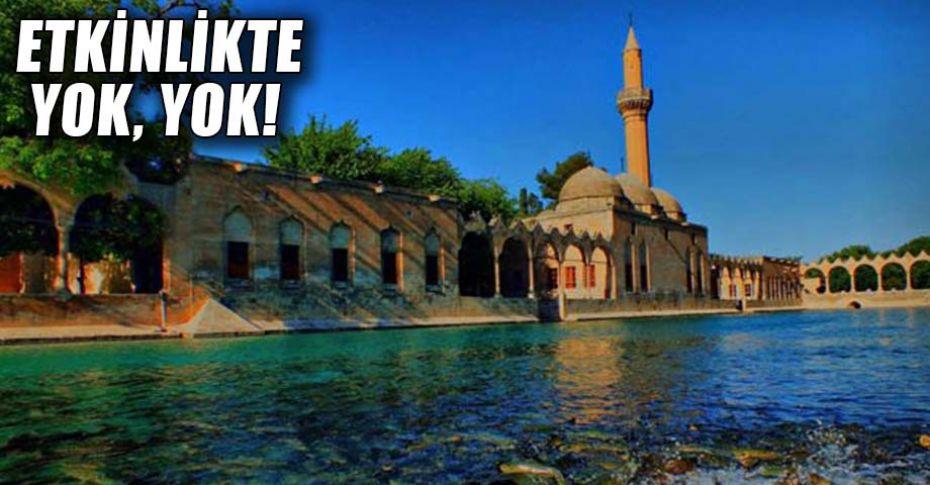 Şanlıurfa'da Turizm Haftası etkinlikleri başlıyor